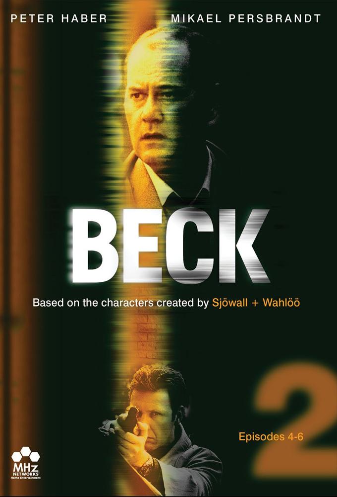 Beck - Season 2 - English Subtitles