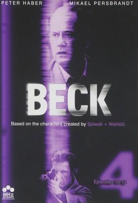 Beck - Season 4 - English Subtitles