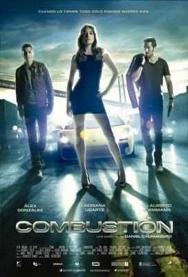 Combustión (Combustion) - Spanish Action, Racing Movie - English Subtitles