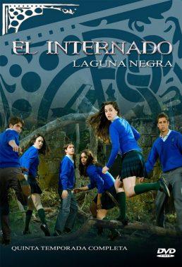 El Internado (The Boarding School) - Season 5 - Spanish Drama - English Subtitles