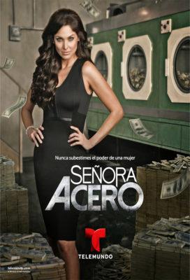 Señora Acero (Woman of Steel) - Season 1 - Telenovela - English Subtitles