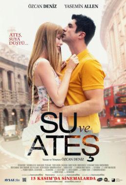 Su ve Ateş (Water and Fire) - Turkish Romance Movie - English Subtitles