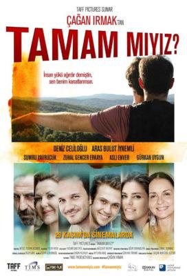 Tamam Mıyız (Are We Okay) - Turkish Drama Movie - English Subtitles
