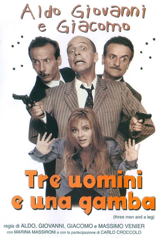 Tre Uomini E Una Gamba Watch The Full Movie For Free On Wlext