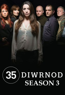 35 Diwrnod (35 Days) - Season 3 - Welsh Mystery Series - English Subtitles