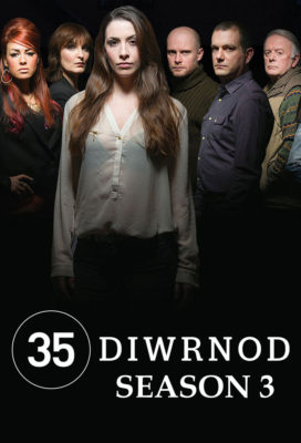 35 Diwrnod (35 Days) - Season 3 - Welsh Mystery Series - English Subtitles