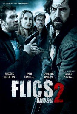 Flics (Elite Squad) - Season 2 - French Series - English Subtitles