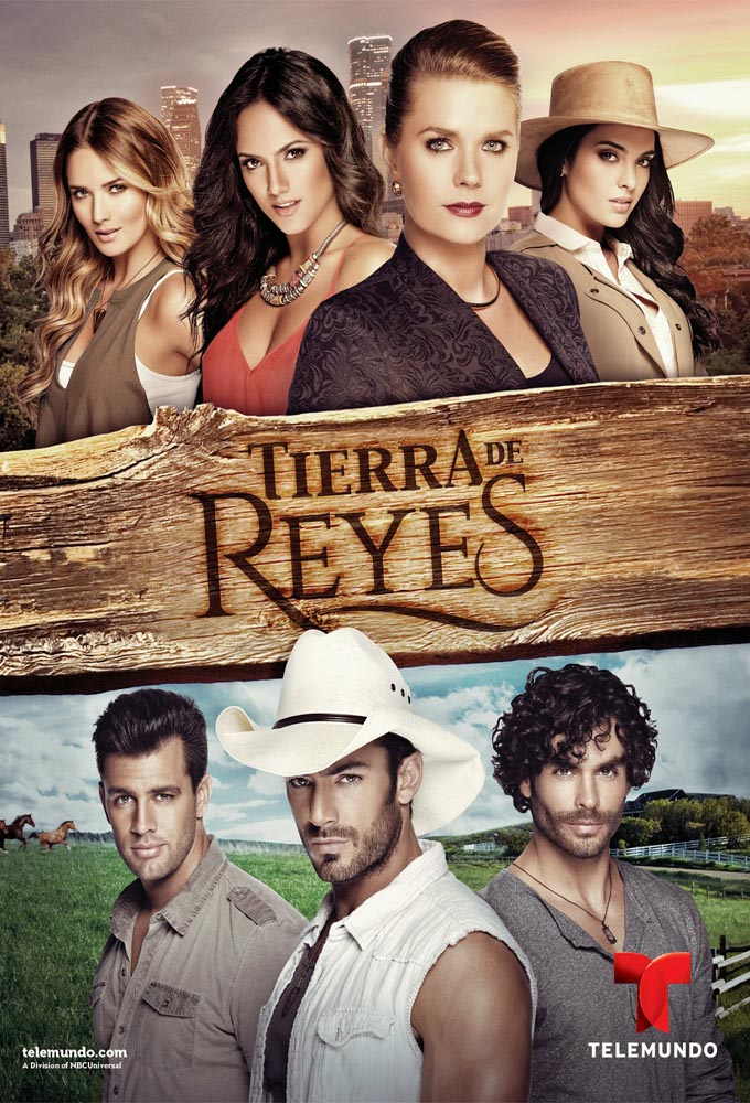 Tierra de Reyes (Land of Honor) - Telenovela - English Subtitles