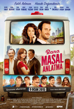 Bana Masal Anlatma (Telling Tales) - Turkish Movie - English Subtitles