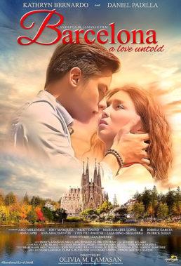 Barcelona A Love Untold (2016) - Philippine Romantic Movie - English Subtitles
