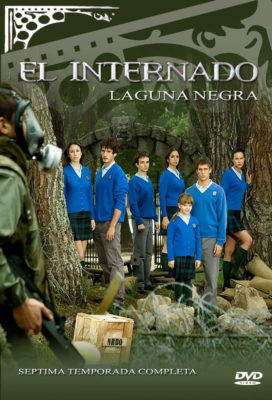 El Internado (The Boarding School) - Season 7 - Spanish Drama - English Subtitles