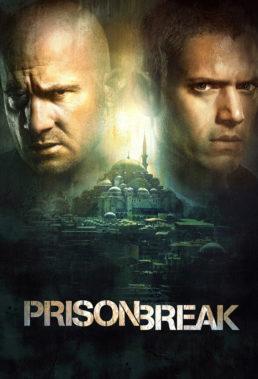 Prison Break - Season 5 (Prison Break Sequel) - 2017 - Best Quality HD Streaming
