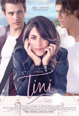 Tini - The Movie (Tini The New Life of Violetta) - Sequel to the Argentinian Teen Telenovela Violetta - English Dubbing
