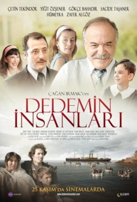 Dedemin İnsanları (My Grandfather's People) - Turkish Movie - English Subtitles