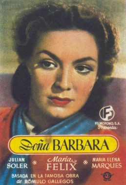 Doña Bárbara (1943) - Classic Film based on the popular novel by the same name - English Subtitles