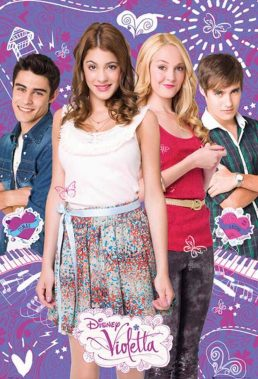 Violetta - Season 1 - Argentinian Teen Telenovela - English Dubbing