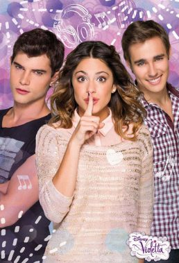 Violetta - Season 2 - Argentinian Teen Telenovela - English Dubbing2