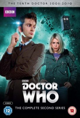 Doctor Who - Season 2 - BluRay HD Streaming