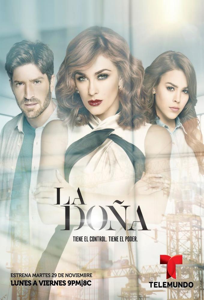 La Doña (2016) - Telenovela - English Subtitles