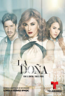 La Doña (2016) - Telenovela - English Subtitles