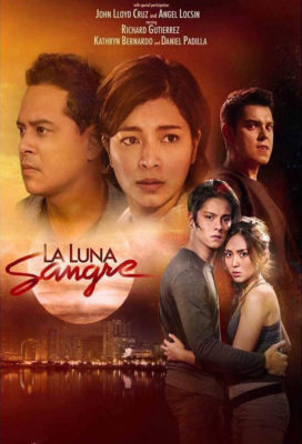 La Luna Sangre aka The Blood Moon (2017) - Philippine Supernatural Horror Series - HD Streaming with English Subtitles