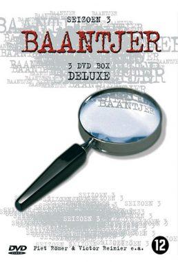 Baantjer Mysteries - Season 3 - Dutch Series - English Subtitles
