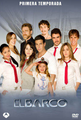 El Barco (The Boat - The Ship) - Season 1 - Spanish Fantasy Adventure Drama - HD Streaming & Download with English Subtitles