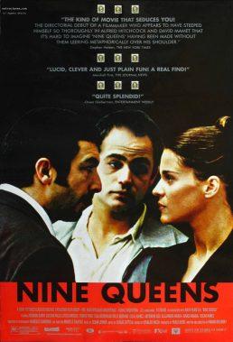 Nueve Reinas (Nine Queens) - Argentinian Crime Movie - English Subtitles