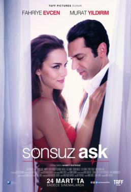 Sonsuz Aşk (Eternal Love) (2017) - New Turkish Movie Starring Fahriye Evcen & Murat Yildirim - English Subtitles