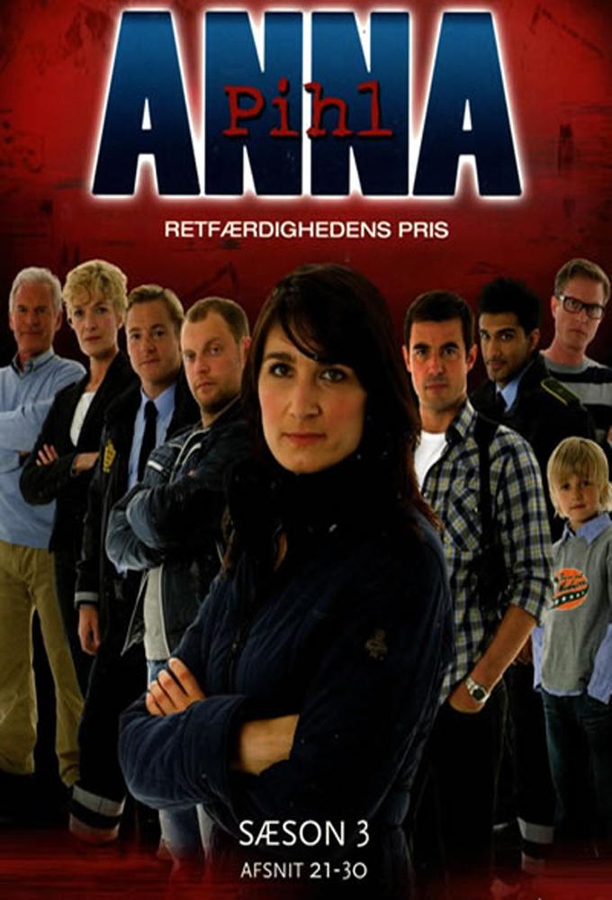 Anna Pihl - Season 3 - Danish Series - English Subtitles
