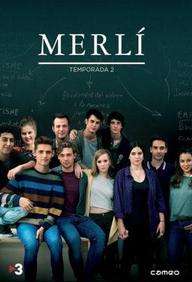 Merlí (2015) - Season 2 - Drama Series in Catalan with English Subtitles