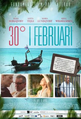 30 Grader i Februari (30 Degrees In February) - Season 1 - Swedish Drama - HD Streaming & Download with English Subtitles