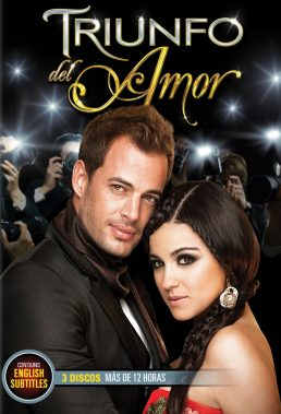 Triunfo del Amor (DVD Ver.) - Mexican Telenovela - English Subtitles