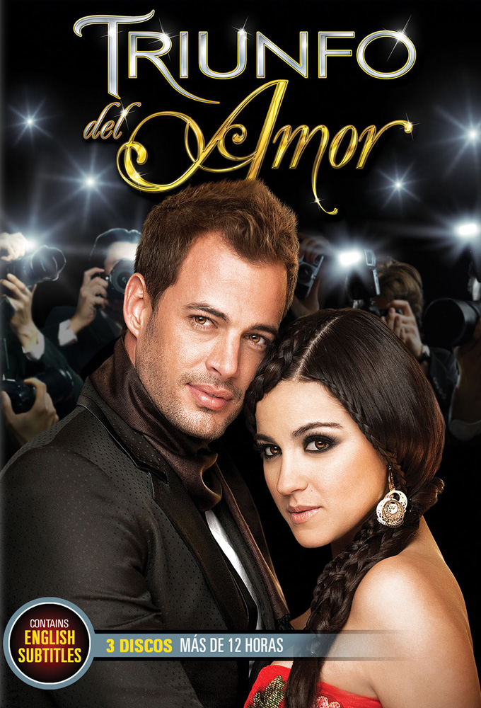 Triunfo del Amor (DVD Ver.) - Mexican Telenovela - English Subtitles