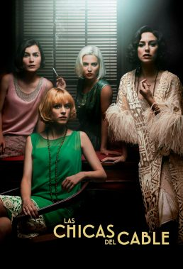 Las Chicas del Cable (Cable Girls) - Season 2 - Spanish Series - HD Streaming with English Subtitles