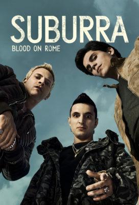 Suburra - Season 1 - Italian Mafia Series - HD Streaming with English Subtitles