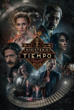 El Ministerio del Tiempo (The Ministry of Time) - Season 3 - Spanish Series - English Subtitles