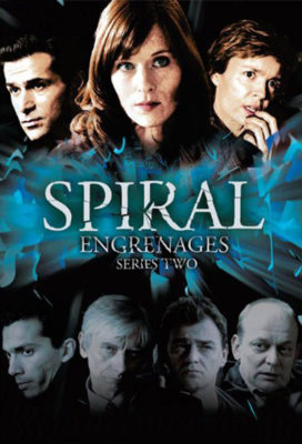 Engrenages (Spiral) - Season 2 - French Crime Series - HD Streaming with English Subtitles