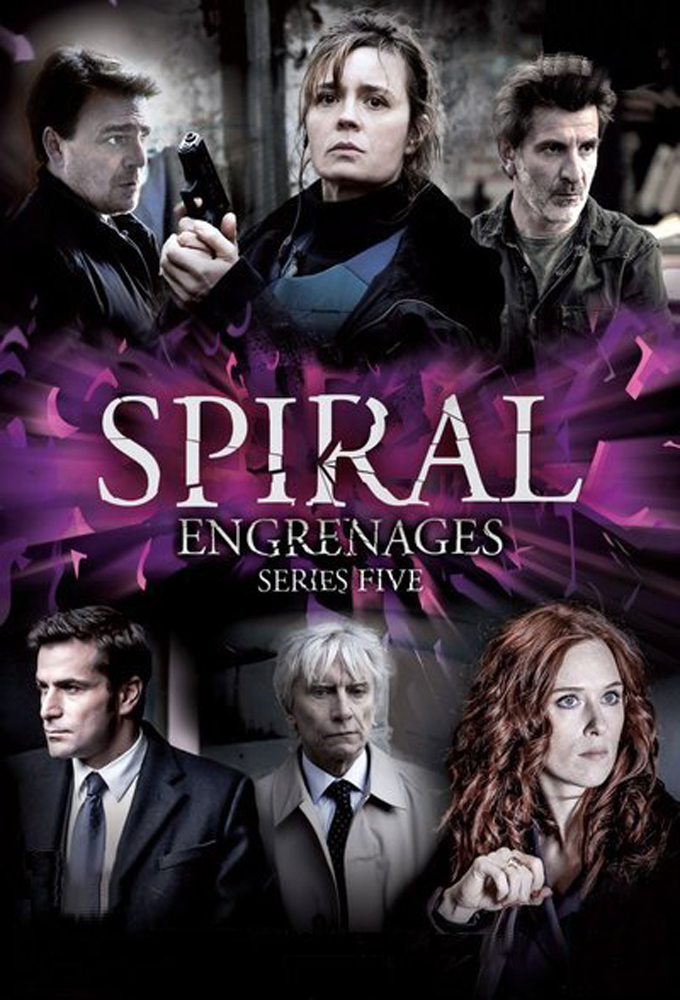 Engrenages (Spiral) - Season 5 - French Crime Series - HD Streaming with English Subtitles