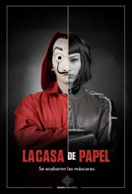 La Casa de Papel (Money Heist AKA The House of Paper) - Season 1 - Spanish Series - HD Streaming with English Subtitles
