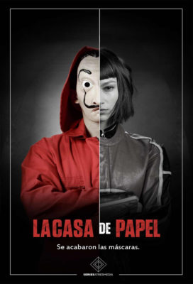 La Casa de Papel (Money Heist AKA The House of Paper) - Season 1 - Spanish Series - HD Streaming with English Subtitles