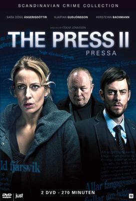 Pressa (The Press aka Cover Story) - Season 2 - icelandic Series - SD Streaming with English Subtitles