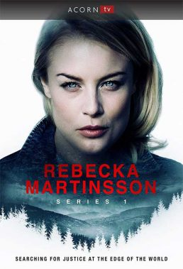 Rebecka Martinsson (2017) - Season 1 - Swedish Crime Series - HD Streaming with English Subtitles