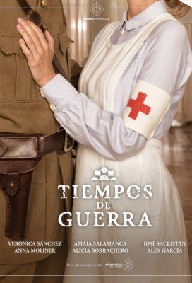 Tiempos de Guerra (Morocco Love in Times of War) - Season 1 - Spanish War Drama Series - HD Streaming with English Subtitles
