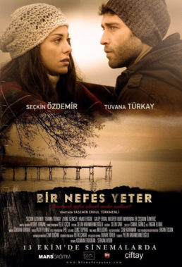 Bir Nefes Yeter (2017) - Turkish Romatic Movie - HD Streaming with English Subtitles