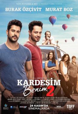Kardeşim Benim 2 (2017) - Turkish Movie - HD Streaming with English Subtitles