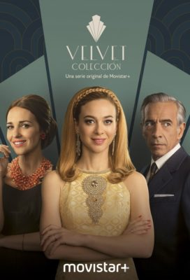 Velvet Colección - Season 1 - Spanish Series - HD Streaming with English Subtitles