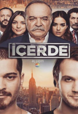İçerde (2016) - Turkish Thriller Series - HD Streaming with English Subtitles