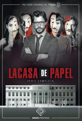 La Casa de Papel (Money Heist AKA The House of Paper) - Season 2 - Spanish Series - HD Streaming with English Subtitles
