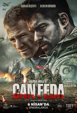 Can Feda (2018) - Turkish Movie Starring Burak Özçivit & Kerem Bürsin - HD Streaming with English Subtitles